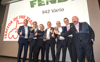 Tractor of the Year and Best Utility 2020: Fendt 942 Vario & 314 Vario Profi+